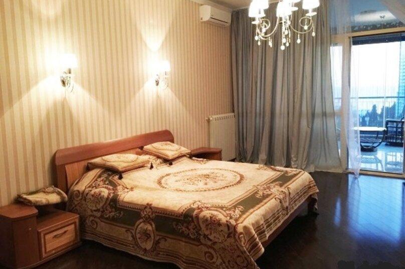 3-комн. квартира, 150 кв.м. на 6 человек, проспект Пушкина, 6, Сочи - Фотография 8