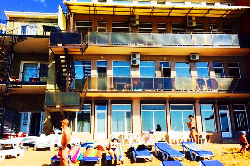 Эллинг в Феодосии полуторный люкс  на 2-3 человека с видом на море ., Черноморская набережная , 38 Е, Феодосия - Фотография 3