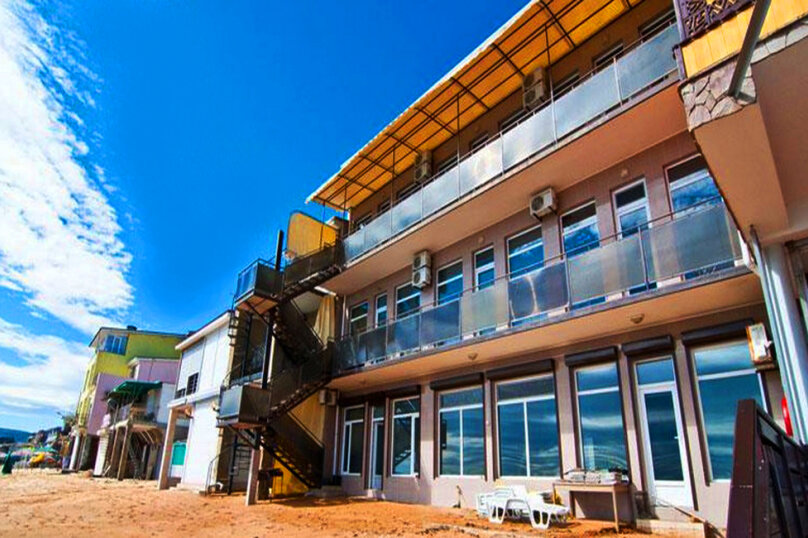 Эллинг в Феодосии двухкомнатный люкс на 4 человека, Черноморская набережная , 38 Е, Феодосия - Фотография 3