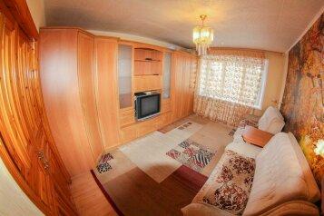 2-комн. квартира, 75 кв.м. на 6 человек, улица Федоровского, Заводский район, Кемерово - Фотография 1