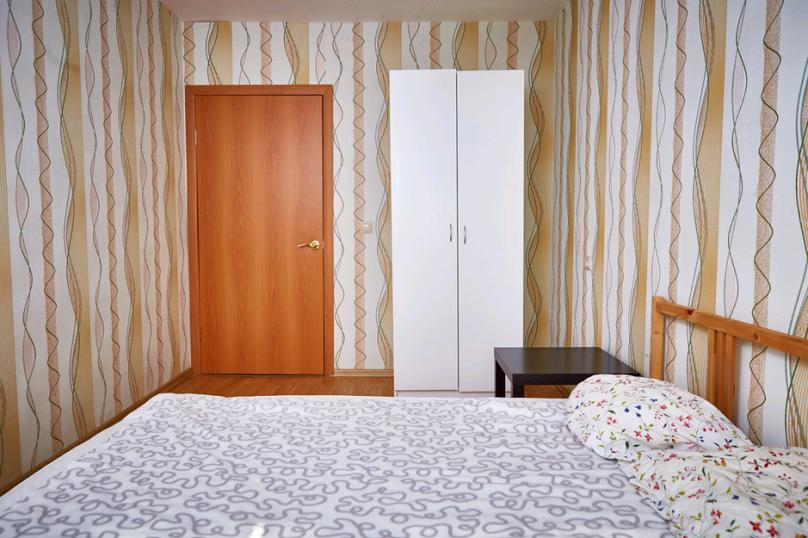 2-комн. квартира, 55 кв.м. на 4 человека, улица Болдина, 12А, Калуга - Фотография 3