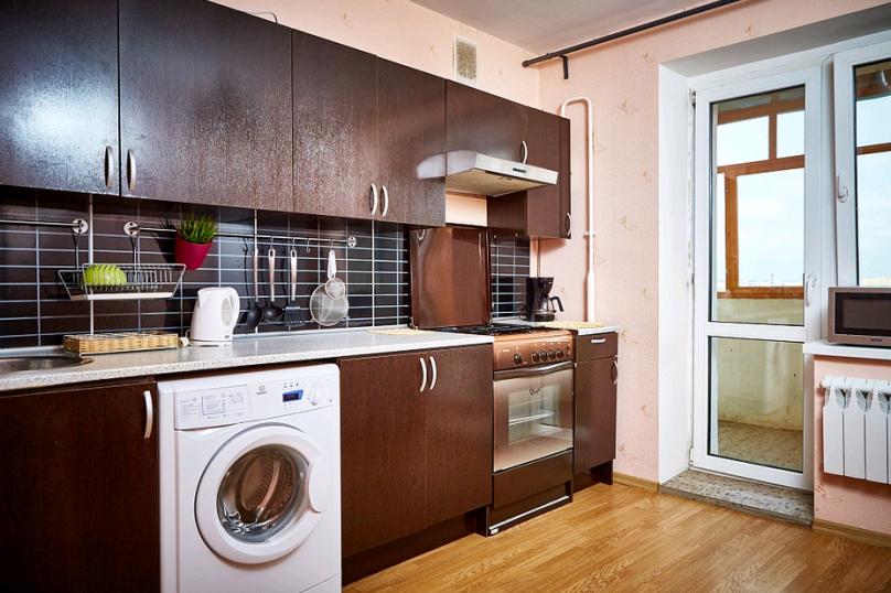 2-комн. квартира, 55 кв.м. на 4 человека, улица Болдина, 12А, Калуга - Фотография 4