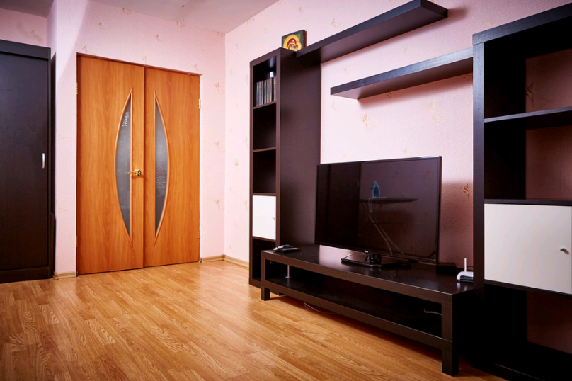 2-комн. квартира, 55 кв.м. на 4 человека, улица Болдина, 12А, Калуга - Фотография 11