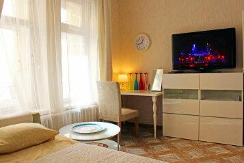1-комн. квартира, 18 кв.м. на 2 человека, Малая Садовая улица, 1, метро Гостиный Двор, Санкт-Петербург - Фотография 1