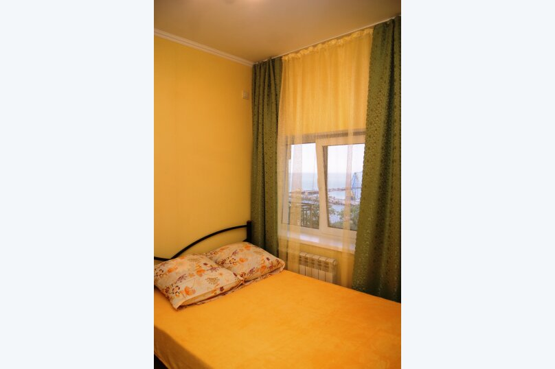 3-комн. квартира, 48 кв.м. на 5 человек, Отрадная улица, 9Б, Отрадное, Ялта - Фотография 4