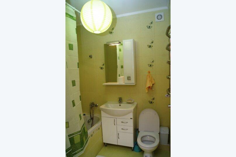 3-комн. квартира, 48 кв.м. на 5 человек, Отрадная улица, 9Б, Отрадное, Ялта - Фотография 6