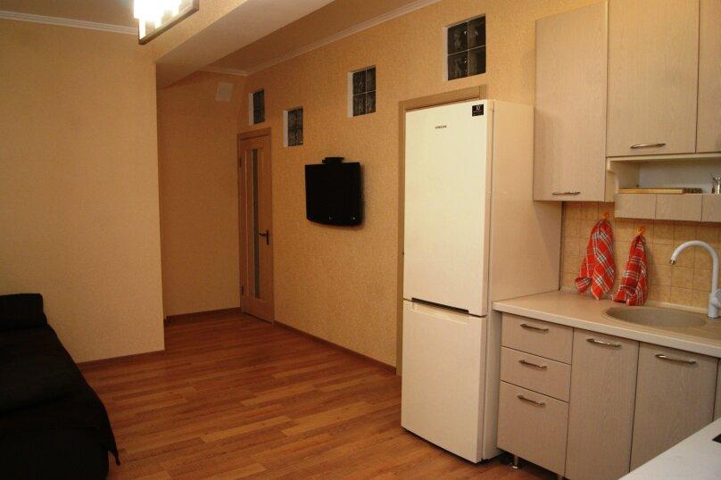 3-комн. квартира, 48 кв.м. на 5 человек, Отрадная улица, 9Б, Отрадное, Ялта - Фотография 3