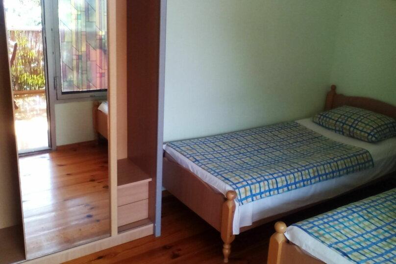 Домик, номер 3х- местный, улица Водовозовых, 18, Мисхор - Фотография 7