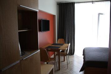 1-комн. квартира, 21 кв.м. на 3 человека, Приморская , Алупка - Фотография 1