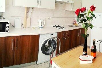 1-комн. квартира, 40 кв.м. на 4 человека, проспект Октябрьской Революции, Севастополь - Фотография 2