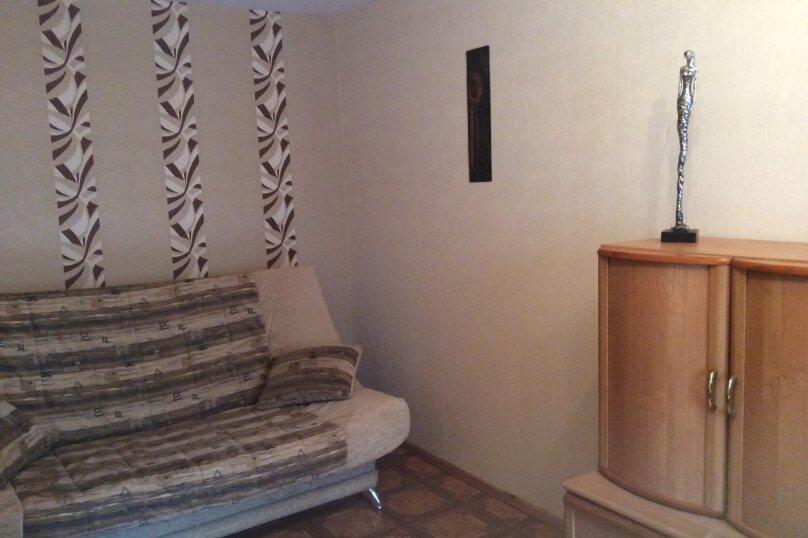 2-комн. квартира, 47 кв.м. на 4 человека, Золотодолинская улица, 21, Новосибирск - Фотография 2
