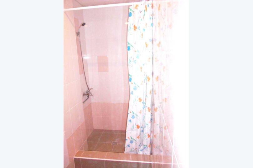 Однокомнатный, 2-местный с двумя односпальными кроватями или одной двухспальной кроватью  (11 номеров), улица Аланская, 34, Сухум - Фотография 3