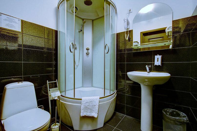 Номер Стандарт с одной двуспальной кроватью, улица Марата, 8, метро Маяковская, Санкт-Петербург - Фотография 2