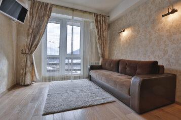 2-комн. квартира, 45 кв.м. на 4 человека, Калиновая улица, Эстосадок, Красная Поляна - Фотография 4