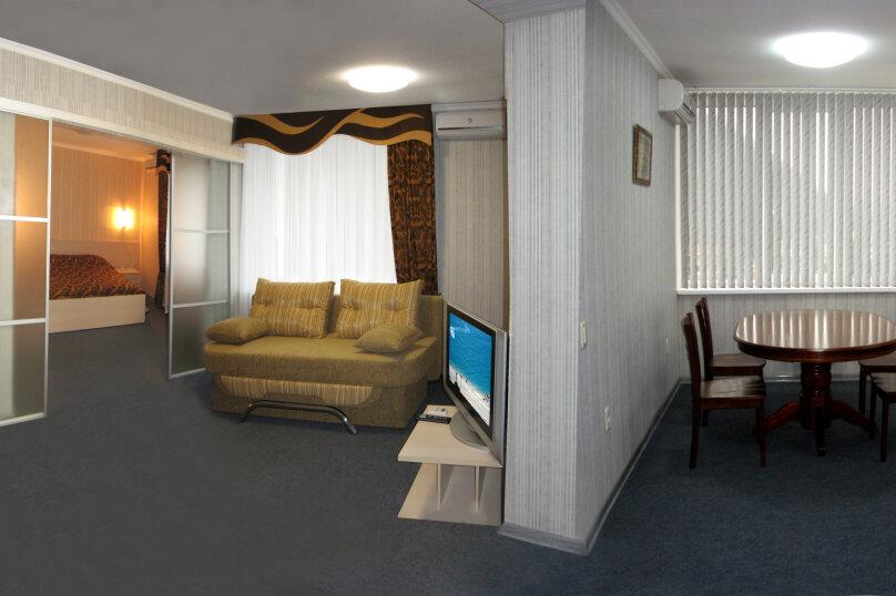 Люкс 3-х комнатный, Солнечная улица, 10, Ольгинка - Фотография 1