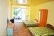 Эллинг стандарт у моря первый этаж. , 25 кв.м. на 5 человек, 1 спальня, улица Набережная, Коктебель - Фотография 3