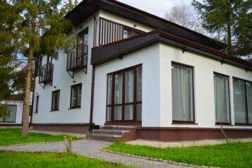Новый дом на лесном участке, 200 кв.м. на 15 человек, 6 спален, д. Покров, 2, Солнечногорск - Фотография 1