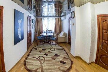 3-комн. квартира, 82 кв.м. на 4 человека, улица Карельцева, Курган - Фотография 2