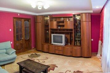 3-комн. квартира, 82 кв.м. на 4 человека, улица Карельцева, Курган - Фотография 4