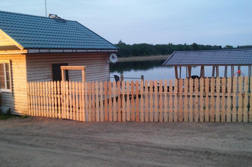 Дом на озере Селигер, 45 кв.м. на 6 человек, 2 спальни, д Могилево,  2, Осташков - Фотография 4