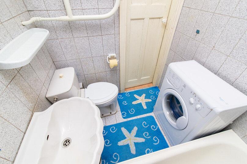 1-комн. квартира, 31 кв.м. на 4 человека, улица Попова, 25, метро Площадь 1905 года, Екатеринбург - Фотография 4