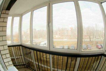 1-комн. квартира, 40 кв.м. на 3 человека, проспект 60 лет Октября, 6к1, Пролетарский район, Саранск - Фотография 2