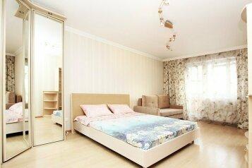1-комн. квартира, 42 кв.м. на 4 человека, Красный проспект, 157, Заельцовский район, Новосибирск - Фотография 1