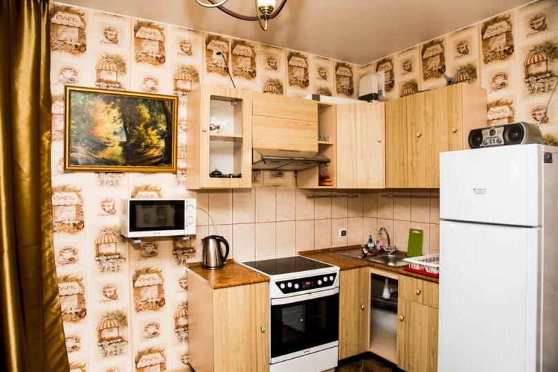 1-комн. квартира, 42 кв.м. на 4 человека, 1-й Предпортовый проезд, 14, метро Московская, Санкт-Петербург - Фотография 1