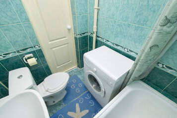 2-комн. квартира, 45 кв.м. на 8 человек, Красный переулок, 19, Динамо, Екатеринбург - Фотография 2