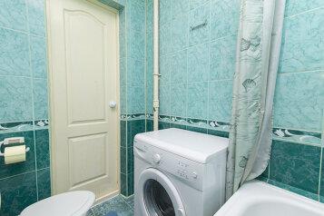 2-комн. квартира, 45 кв.м. на 8 человек, Красный переулок, 19, Динамо, Екатеринбург - Фотография 3