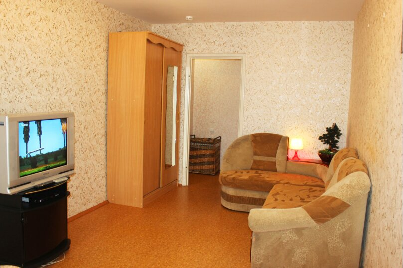 1-комн. квартира, 35 кв.м. на 2 человека, бульвар Ленина, 14А, Тольятти - Фотография 4