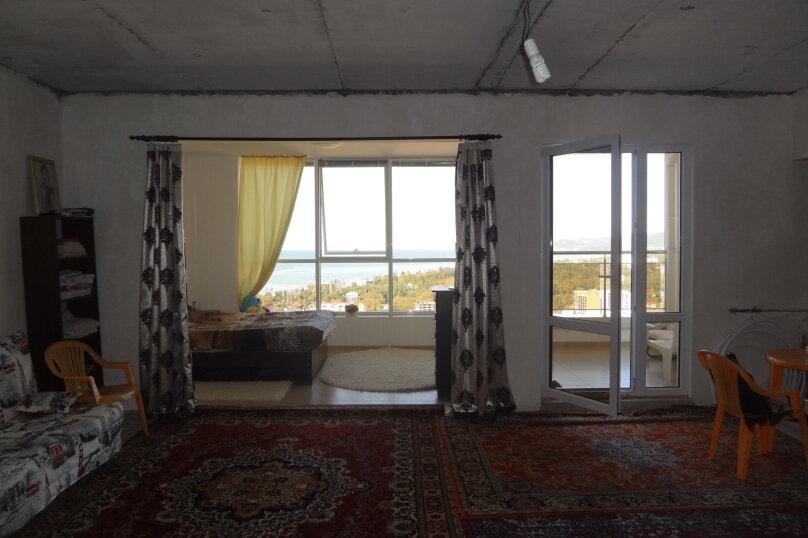 1-комн. квартира, 85 кв.м. на 5 человек, Первомайская улица, 19, Сочи - Фотография 7