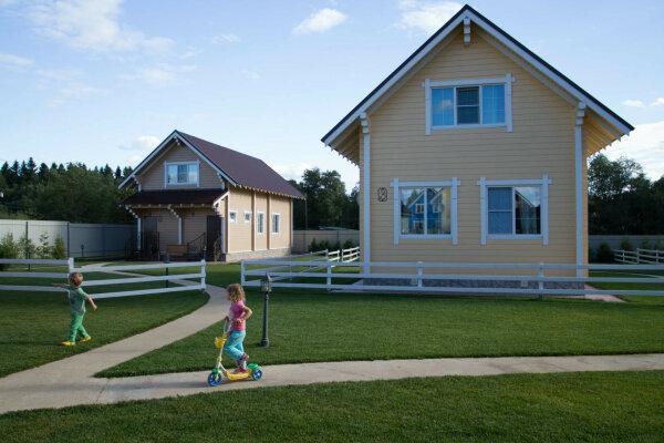 Коттедж, 125 кв.м. на 10 человек, 4 спальни, деревня Настасьино, 30, Наро-Фоминск - Фотография 1