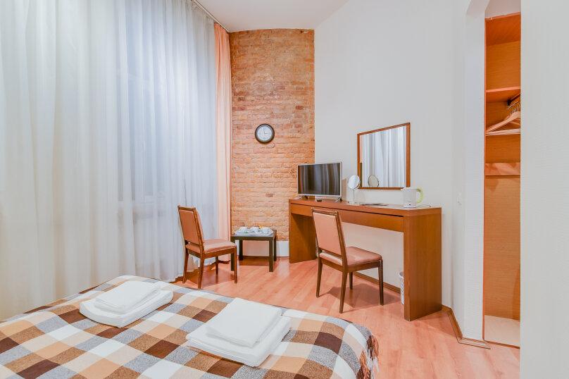 Улучшенный двухместный номер с 1 кроватью или 2 отдельными кроватями, Стремянная улица, 14, Санкт-Петербург - Фотография 3
