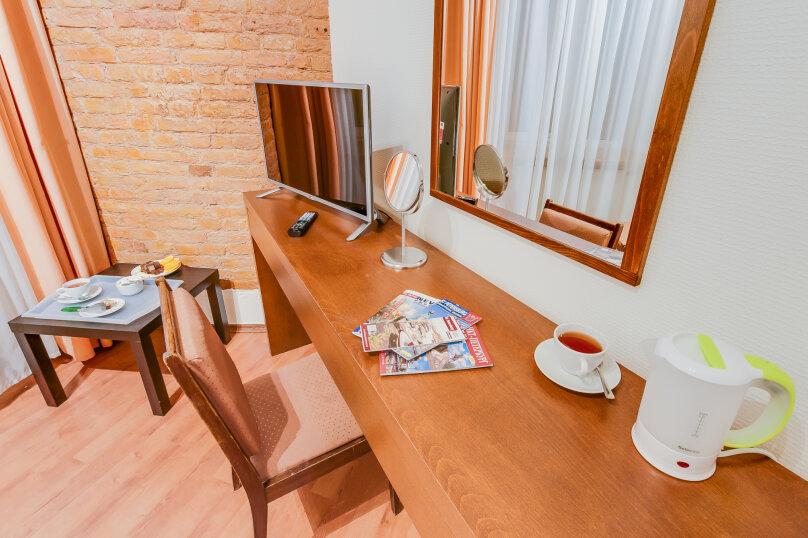 Улучшенный двухместный номер с 1 кроватью или 2 отдельными кроватями, Стремянная улица, 14, Санкт-Петербург - Фотография 4