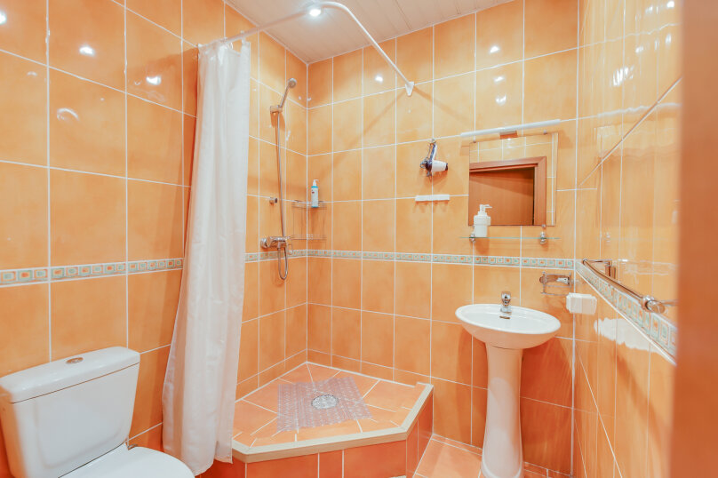Улучшенный двухместный номер с 1 кроватью или 2 отдельными кроватями, Стремянная улица, 14, Санкт-Петербург - Фотография 7