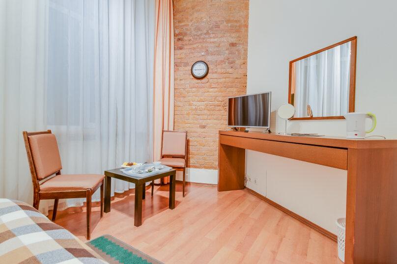 Улучшенный двухместный номер с 1 кроватью или 2 отдельными кроватями, Стремянная улица, 14, Санкт-Петербург - Фотография 12