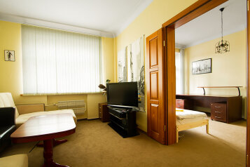 4-комн. квартира, 120 кв.м. на 11 человек, проспект Ленина, 36, Площадь 1905 года, Екатеринбург - Фотография 1