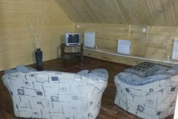 Бунгало, 70 кв.м. на 8 человек, 2 спальни, Солнечная , 22-1, Банное - Фотография 1