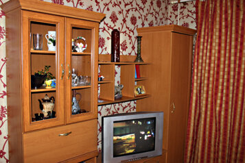2-комн. квартира, 42 кв.м. на 4 человека, Ленинский проспект, 81, Центральный район, Калининград - Фотография 1