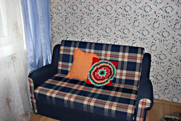 2-комн. квартира, 42 кв.м. на 4 человека, Ленинский проспект, 81, Центральный район, Калининград - Фотография 4
