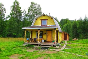 Дом на берегу, 45 кв.м. на 6 человек, 1 спальня, Центральная, Калевала - Фотография 4