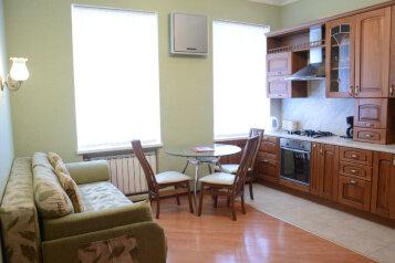 3-комн. квартира, 58 кв.м. на 6 человек, Малый Каковинский переулок, 6с1, метро Смоленская, Москва - Фотография 2