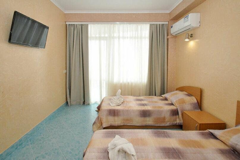 Комфорт с 1 кроватью или 2 раздельными кроватями, улица Гагариной, 25/43, Утес - Фотография 2