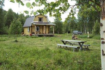 Дом на берегу, 45 кв.м. на 6 человек, 1 спальня, деревня Войница, Центральная, 14, Калевала - Фотография 1