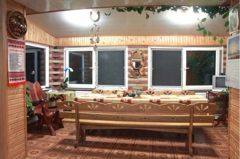 """Гостевой дом """"Можжевеловый дворик"""", Айвовое, Краснофлотская улица на 7 комнат - Фотография 400"""