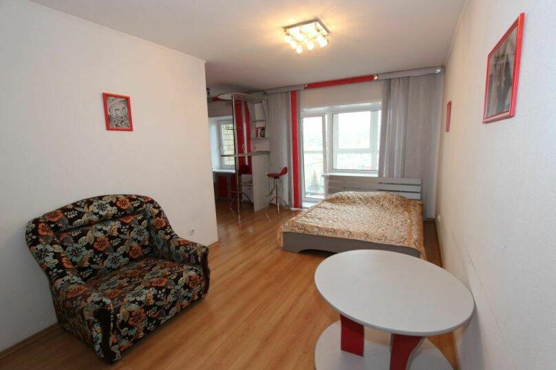 1-комн. квартира, 33 кв.м. на 3 человека, улица Карла Маркса, 131, Красноярск - Фотография 8