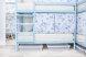 Кровать в общем мужском номере на 8 человек, Страстной бульвар, 4с3, метро Чеховская, Москва - Фотография 2