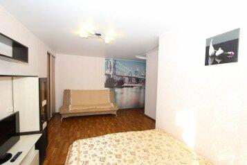1-комн. квартира, 33 кв.м. на 4 человека, улица Ленина, Центральный район, Красноярск - Фотография 1
