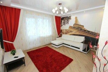 1-комн. квартира, 35 кв.м. на 4 человека, улица Водопьянова, Красноярск - Фотография 1